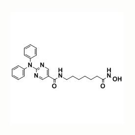 ACY-1215 (Rocilinostat), HDAC6 inhibitor