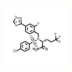 BMS-708163 (Avagacestat), γ-Secretase Inhibitor
