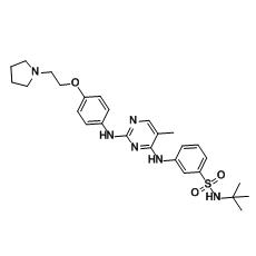 TG101348 (SAR302503), JAK2 and BRD4 Dual Inhibitor