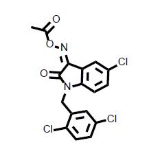LDN-57444, Ubiquitin C-terminal Hydrolase-L1 (UCH-L1) Inhibitor