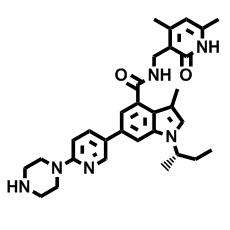 GSK126, EZH2 Methyltransferase Inhibitor.