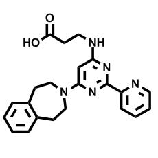 GSK-J1, H3K27 Histone Demethylases UTX and JMJD3 Inhibitor