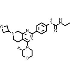 GDC-0349, mTOR Inhibitor