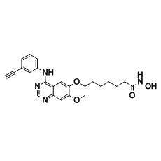 CUDC-101, HDAC/EGFR/HER2 Inhibitor
