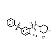 WAY-316606, Secreted Frizzled-related Protein-1 (sFRP-1) Inhibitor