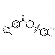 A01, Smurf1 E3 Ubiquitin Ligase Inhibitor
