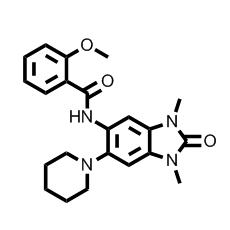 GSK5959, BRPF1 Bromodomain Inhibitor