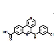 CX-4945, CK2 (Casein Kinase 2) Inhibitor