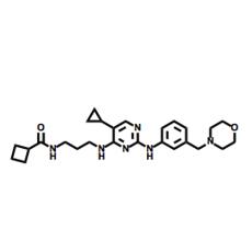 MRT68921, Autophagy Kinase ULK1/2 Inhibitor